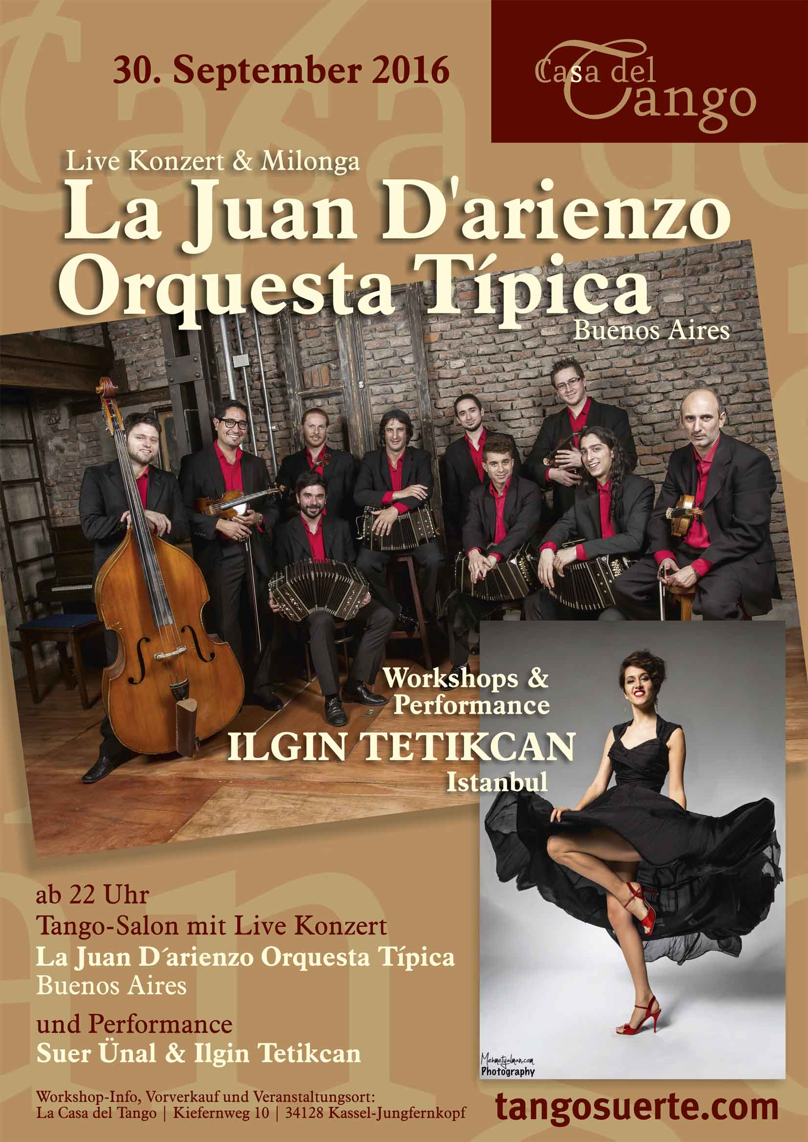 Plakate 2016-La Juan Darienzo und Ilgin 1.cdr